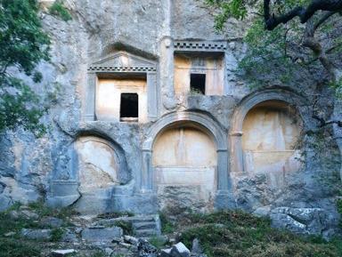 Древний Термессос