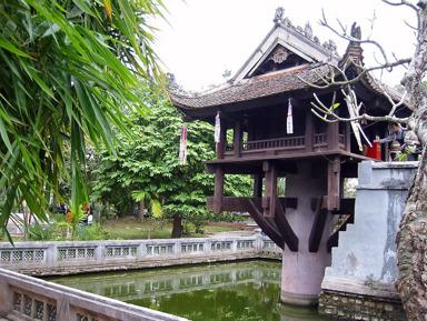 Обзорная экскурсия по Ханою