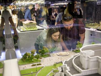 Экскурсия в музей миниатюр Беларуси «Страна Мини»