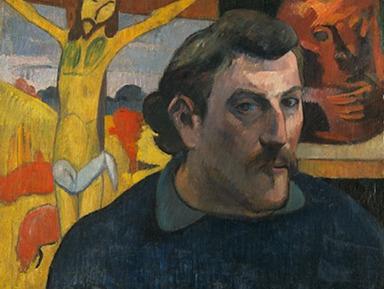 Выставка портретов Гогена в Национальной галерее