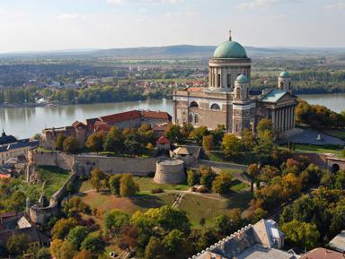 Излучина Дуная: Сентэндре, Эстергом, Вышеград (пн, сб)