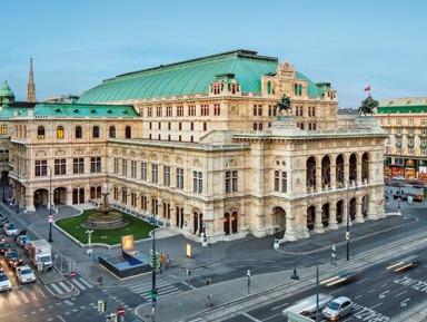 Индивидуальная экскурсия в Вене.