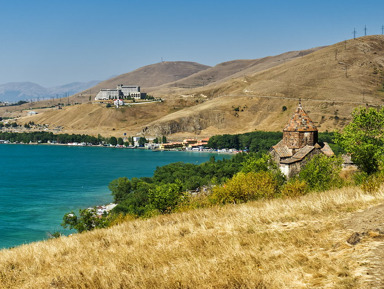 Севан — жемчужина Армении