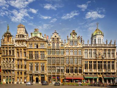 Обзорная экскурсия по Брюсселю в 15:15