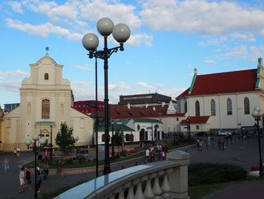 Прогулка по столице и стране в миниатюре