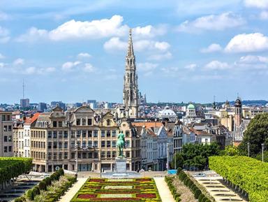 Брюссель для своих: обзорная экскурсия