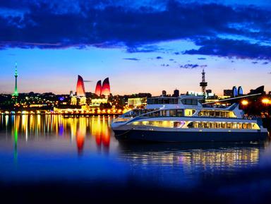 Вечерняя прогулка по Баку с посещением тайных мест