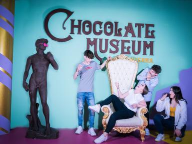 Вена: билеты в музей шоколада и дегустация