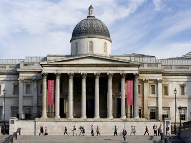 National Gallery: французский импрессионизм и последователи