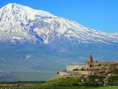 Хор Вирап — поближе к Библейскому Арарату