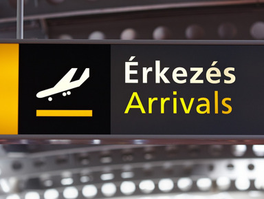 Трансфер аэропорт Будапешта - центр города