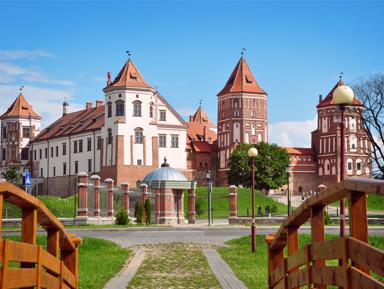 Тайны Средневековых замков