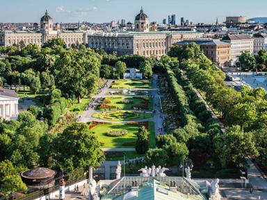 Вена - Великая и Прекрасная