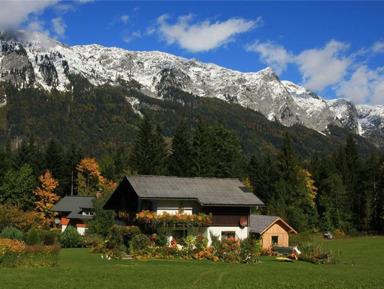 Из Вены в Альпийскую Штирию — озеро Грюнер-зее и альпийские луга