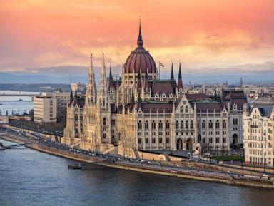 Самые главные достопримечательности Будапешта за 4 часа