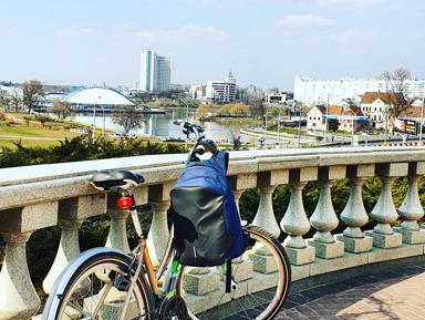 Обзорная велоэкскурсия по Минску