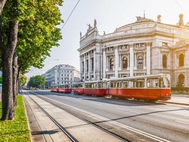 Обзорная пешеходная экскурсия по Вене