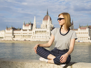 Прогулки для девушек в Будапеште