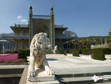 Воронцовский дворец и Замок Ласточкино гнездо (со смотровой): всё включено