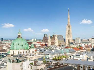 Обзорная экскурсия по Вене за 3 часа (ПН, СР, ПТ)