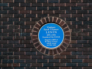 Ленин в Лондоне