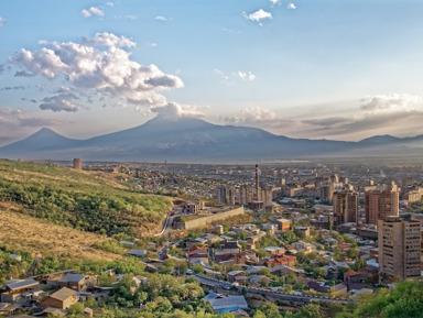 Три незабываемых дня в Армении