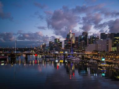 Онлайн-экскурсия «Современный Сидней и жизнь австралийцев»