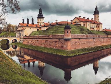 Несвиж — культурная и архитектурная жемчужина Беларуси