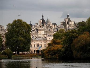 Аристократический Лондон