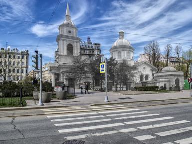 Онлайн-экскурсия на диване «Утраченные достопримечательности Петербурга»