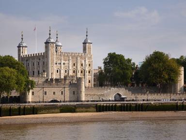 Лондон: билет в Тауэр и на выставку королевских регалий