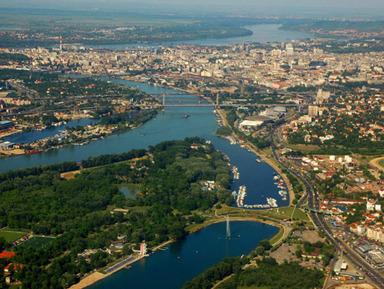 Обзорная пешеходная экскурсия по Белграду