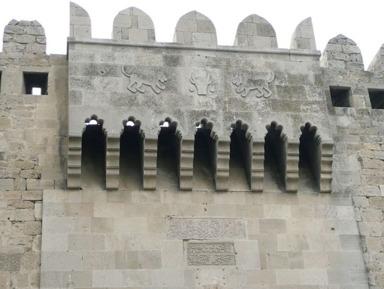 Старый город Ичери-Шехер очарование исторической части столицы Азербайджан
