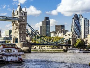 Лондон за 4 часа