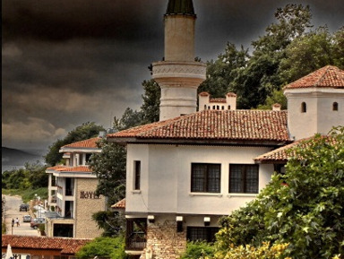 Мыс Калиакра, Балчик, монастырь Аладжа