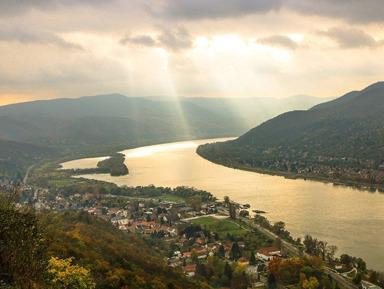 Экскурсия в Излучину Дуная