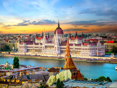 Знакомство с Будапештом