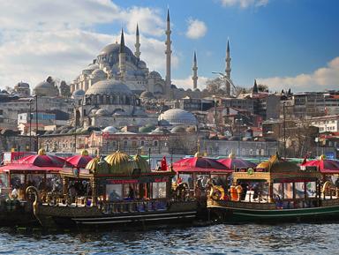 Однодневный тур в Стамбул