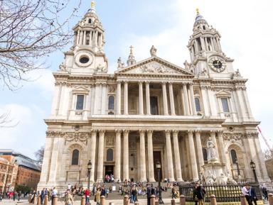 Собор Святого Павла: входной билет с быстрым проходом