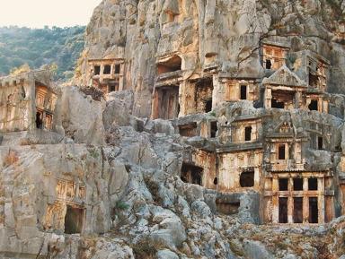 Древняя столица Мира и затонувший город Кекова — погружение в Античность