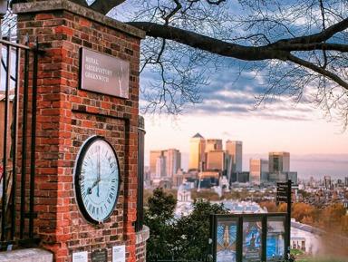 Онлайн-экскурсия «Лондон — Легенды и байки Гринвича»