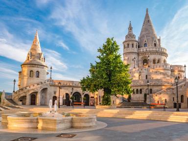 «Визитные карточки» Будапешта — пешеходный тур