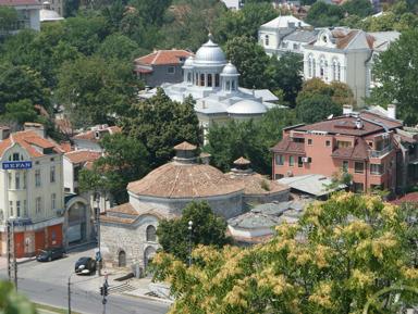 Из Софии в Пловдив. Чудотворная икона Бачковского монастыря