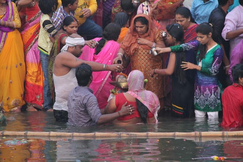 Варанаси — священный город индуизма
