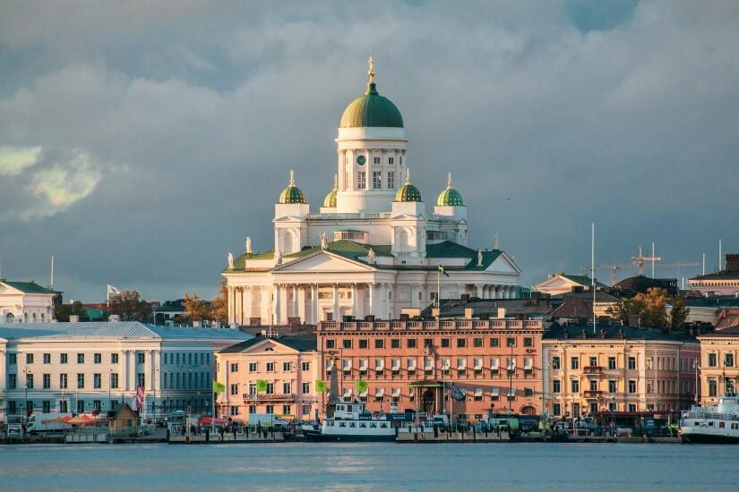 6 достопримечательностей Хельсинки за один день