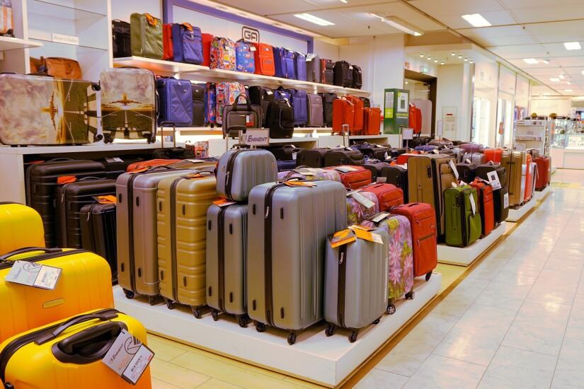 Самый лучший чемодан для путешествий
